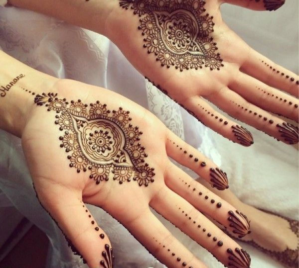 Best Mehndi Designs For Hands  Fashion Tubes