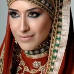 Bridal Hijab Designs