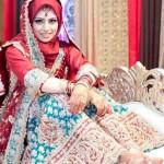 Hijabi Brides Fashion