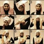 Modern Hijab Wear Tutorial