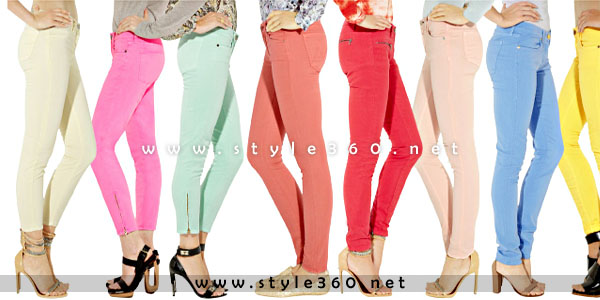 Skinny Jeans Trend for Western Girls