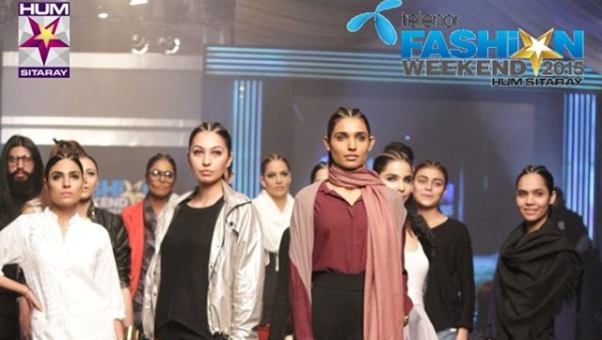 Telenor Fashion Weekend 2015