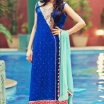 Angrakha Style Dresses For EID