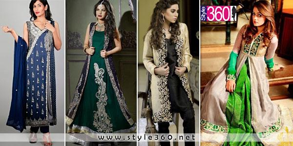 Latest Party Wear Dresses For Women in Eid
