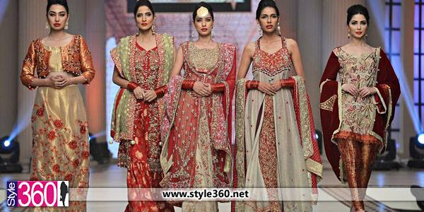 Telenor Bridal Couture Week TBCW 2015-16