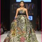 Elan Party Wear Dresses 2015-16 at Fashion Pakistan Week