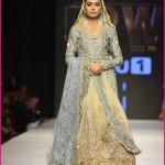 Nida Azwer Mystical Garden Bridal Dresses 2015-16