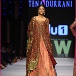 Tena Durrani Party Wear or Bridal Collection 2015-2016