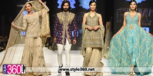 Umar Sayeed Wedding Dresses 2015-2016