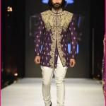 Umar Sayeed Groom Sherwani Designs 2015-2016