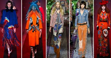 Gucci and Roberto Cavalli Spring 2017 Show Review