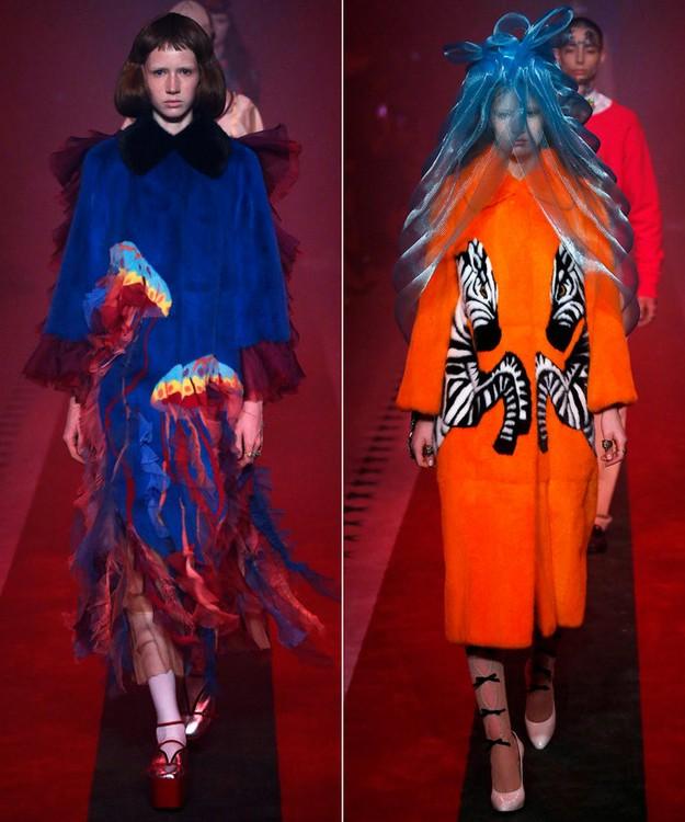 Gucci Cavalli LEAD at Milan Fashion Week 2017