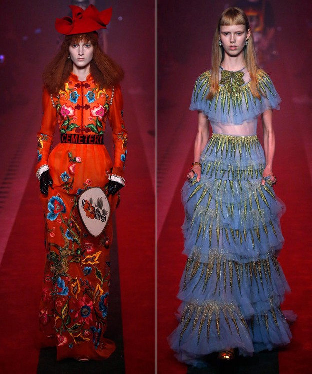 Gucci Spring 2017 Collection: Milan Men's Fashion Week