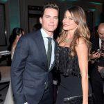 Actor Matt Bomer and Sofia Vergara attend Tiffany & Co.