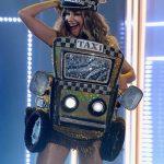 Actress Sofia Vergara performs The 58th Grammy Awards