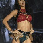 Adriana Lima walk Victoria's Secret Fashion Show