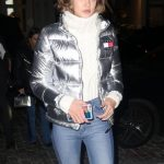 Gigi Hadid Has a Night Out in NYC