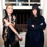 Amber Heard and Amanda Demme Attend the Art of Elysium