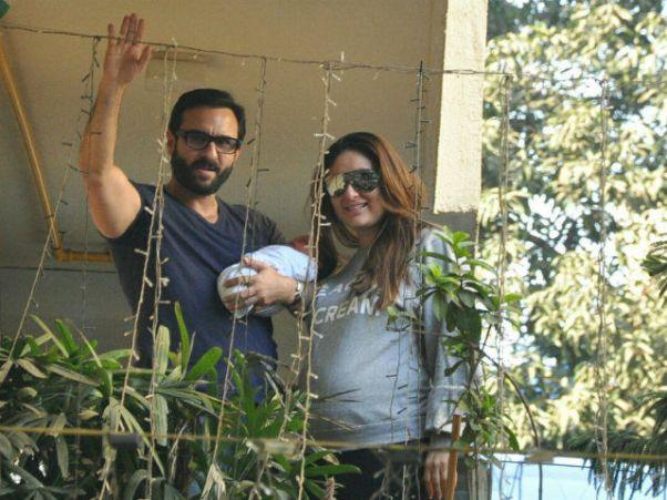 Kareena Kapoor Baby Pics
