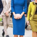 Kate Middleton was the picture of elegance