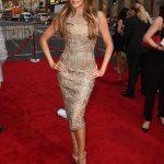 Sofia Vergara Premiere Hot Pursuit Red Carpet