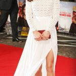 kate middleton The Duchess of Cambridge hit the red carpet at the premiere