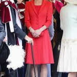 kate middleton annual Garter Day service
