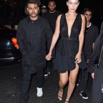 Bella Hadid & The Weeknd Couples Picture