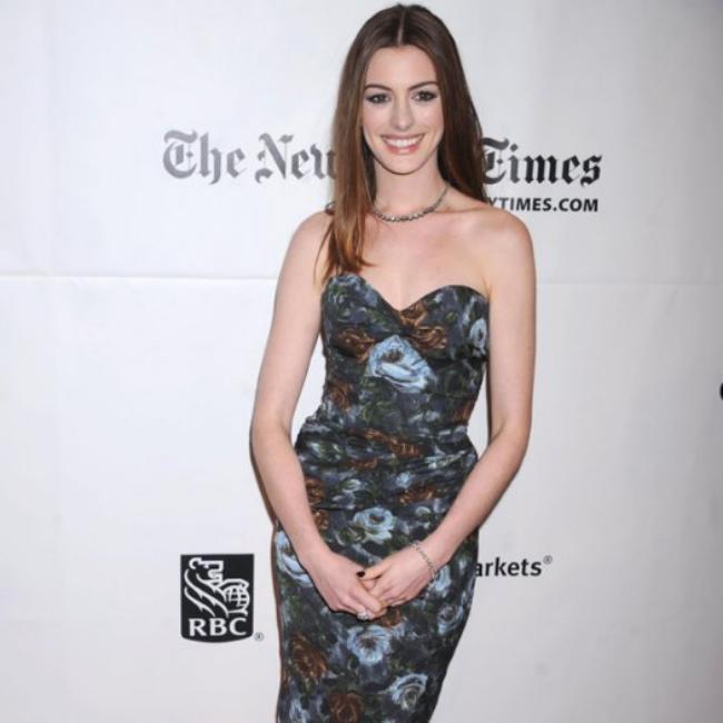 Anne Hathaway 48-hour Detox Diet