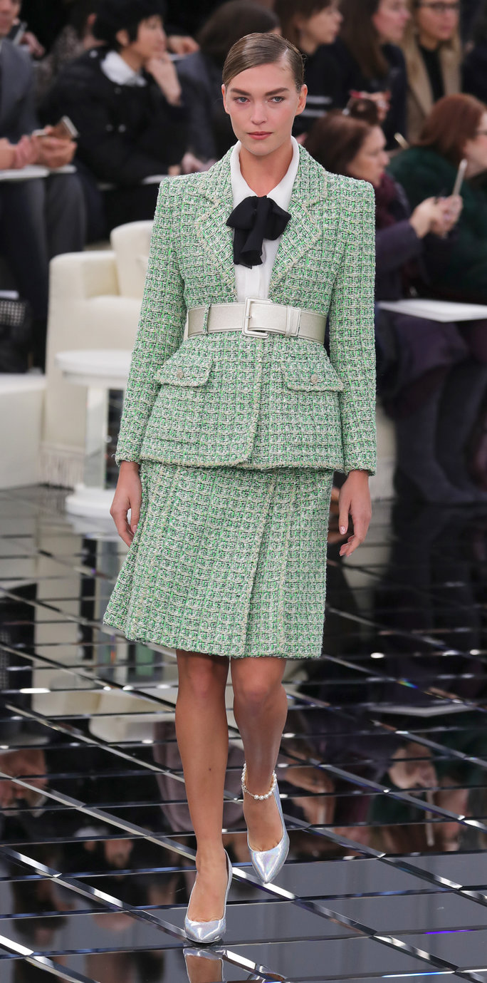 1 Fashion Markets Media: Chanel Couture Spring 1