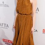 EMMA STONE Hottest Looks from 2017 BAFTA Tea Party