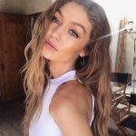 Gigi Hadid Selfie