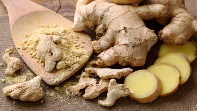 Ginger Root Tea Weight Loss