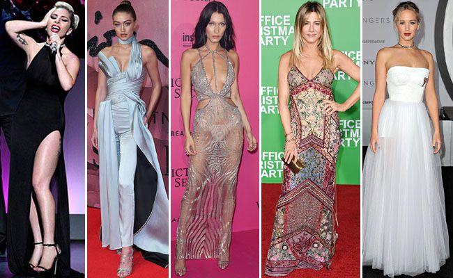 Jennifer Lawrence, Gigi Hadid & More Best Dressed Celebrities Of The Week