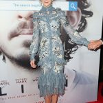 Nicole Kidman Blue Dress