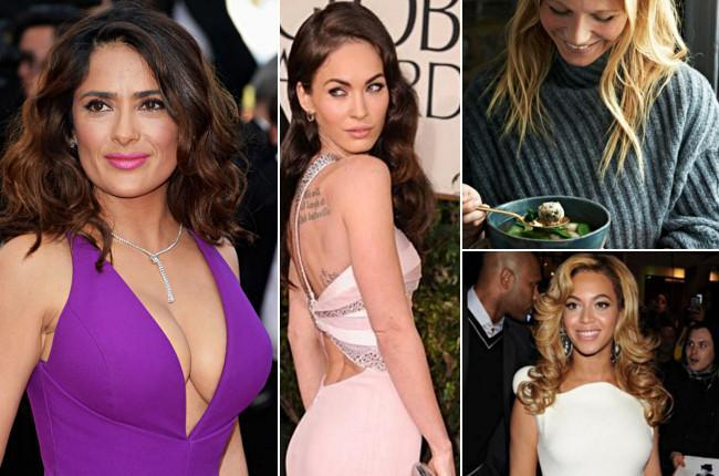 Hollywood Celebs Detox and Cleanse Diet Plan