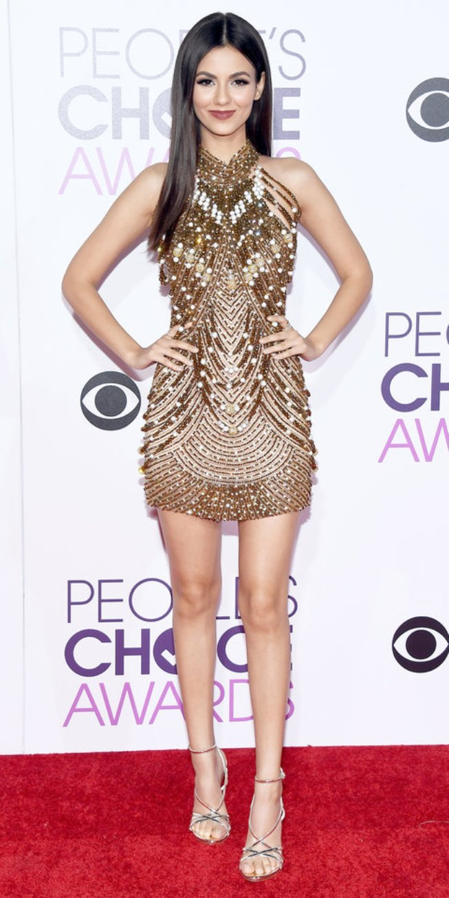 pics People's Choice Awards: The Beauty Looks From the Red Carpet That You Can'tMiss