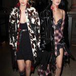 Gigi Hadid & Bella Hadid – Leaving Their Hotel in Milan, Italy