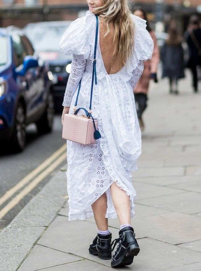 Chicest Street Style Moments From London Fashion Week