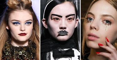 NYFW Fall 2017 Runways Daring Beauty Looks