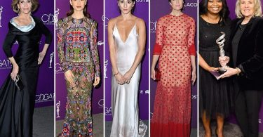 Stunning Looks from the Costume Designers Guild Awards