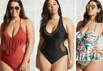 Forever 21 New Plus Swim Collection For Summer