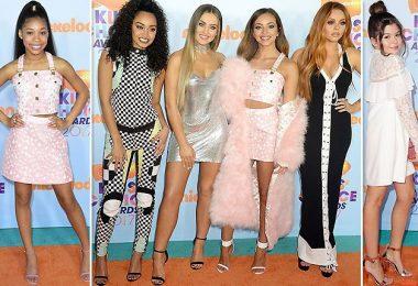 Kids Choice Awards Fashion Orange Carpet