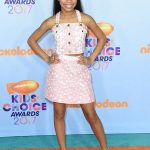 Kyla Drew Kids Choice Awards Fashion