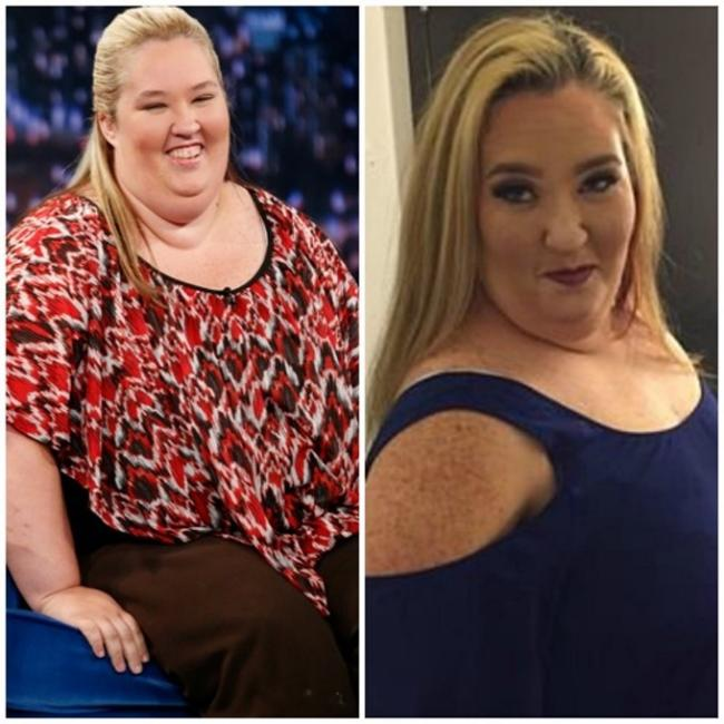 Mama June's Shocking Slimmer Transformation