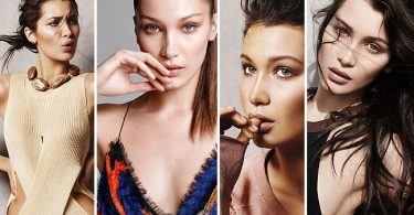 Model Bella Hadid Latest Photos