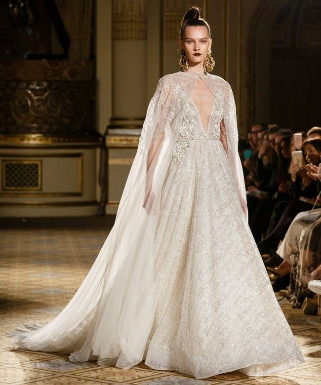 The Most Fairy Tale-Worthy Wedding Dresses At Bridal