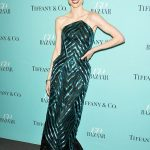 Coco Rocha At Harper Bazaar 150th Anniversary Celebration