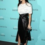 Demi Moore At Harper Bazaar 150th Anniversary Celebration