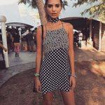 Emily Ratajowski Coachella Style